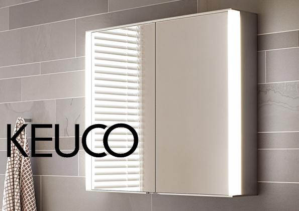 Source a id keuco redonne ses lettres de noblesse a l for Comarmoire de toilette keuco