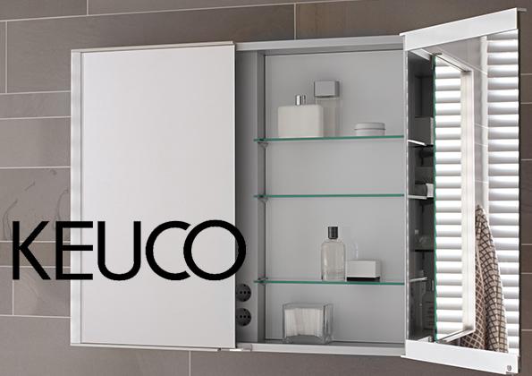 Source a id keuco redonne ses lettres de noblesse a l 39 armoire de toilette - Keuco armoire de toilette ...