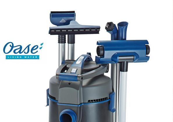 Source a id pondovac 5 un aspirateur pour nettoyer for Aspirateur piscine oase