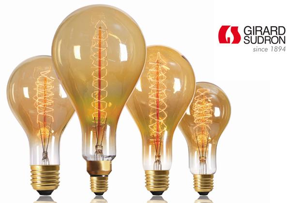 Source a id des ampoules decoratives king size girard sudron - Ampoule geante suspension ...