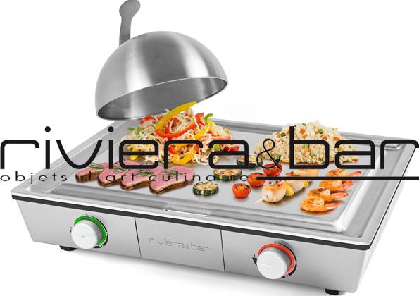 Source a id teppanyaki pro le cuisson saine de l 39 ete - Table de cuisson japonaise teppanyaki ...