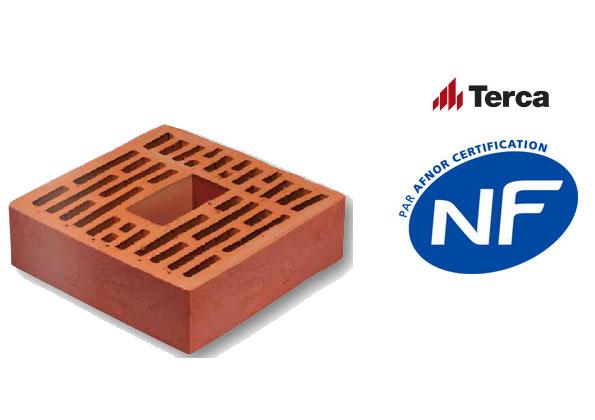 Source a id brique apparente maxi thermique de terca la premiere brique - Resistance thermique de la brique ...