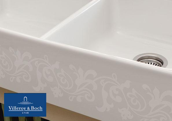 source a id villeroy boch 4 nouvelles lignes d 39 eviers pour votre cuisine. Black Bedroom Furniture Sets. Home Design Ideas