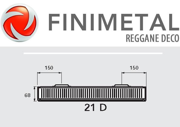 Source a id reggane deco e2 t6 plan signes finimetal for Finimetal reggane deco