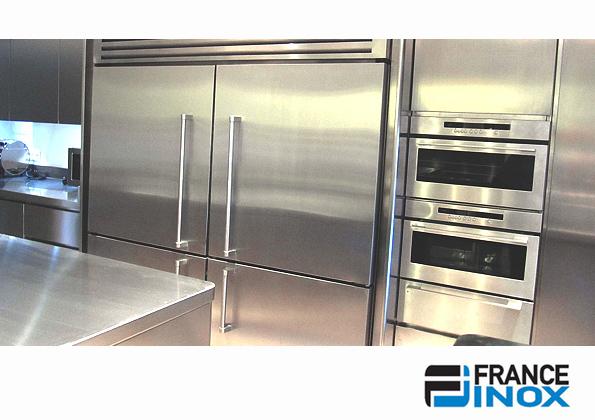source a id l 39 inox une cuisine pour professionnels comme particuliers. Black Bedroom Furniture Sets. Home Design Ideas