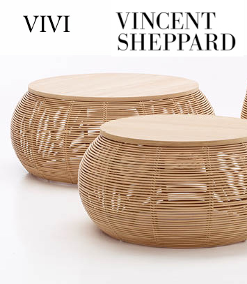Table basse VIVI Vincent Sheppard