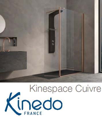 Kinespace Cuivre by Kinedo