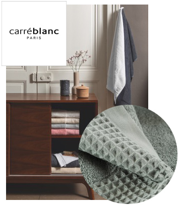 COLLECTION SOURCE CARRE BLANC