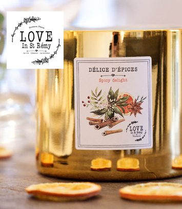 DELICE D'EPICES LOVE IN ST REMY