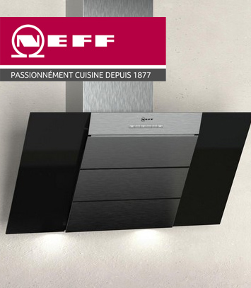 NEFF HOTTE DÉCORATIVE MURALE