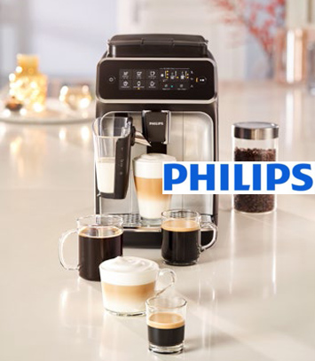 PHILIPS LatteGo Series 3200