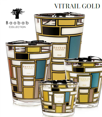 BAOBAB COLLECTION «VITRAIL»