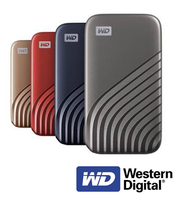 My Passport SSD  Western Digital