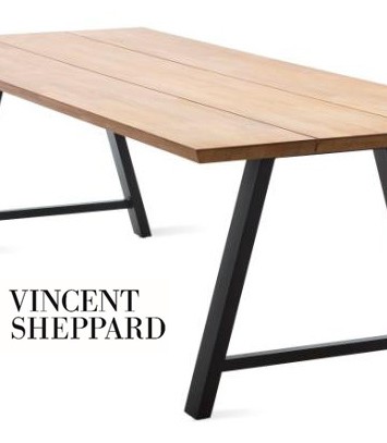Table MATTEO VINCENT SHEPPARD
