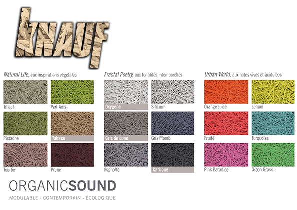 Source A Id Organic Sound Systeme Acoustique Modulaire By Knauf