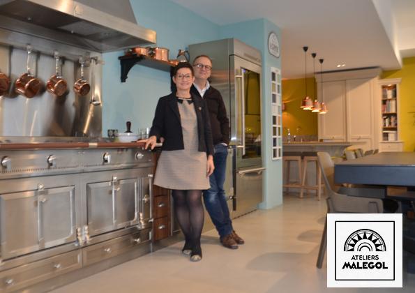 source a id ateliers malegol la cuisine haut de gamme francaise. Black Bedroom Furniture Sets. Home Design Ideas