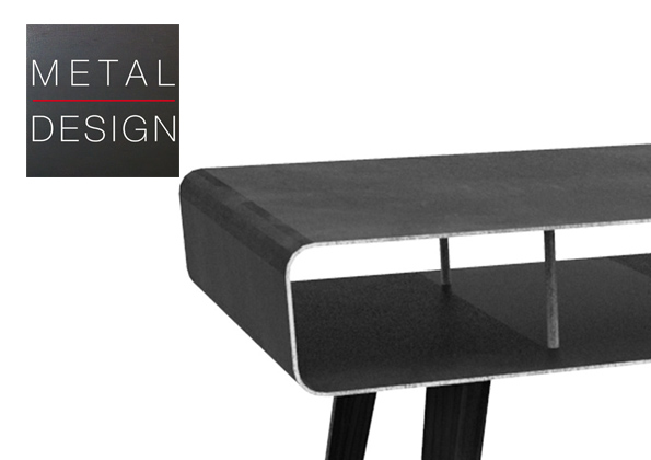 source a id metal design du mobilier en metal made in lorient. Black Bedroom Furniture Sets. Home Design Ideas