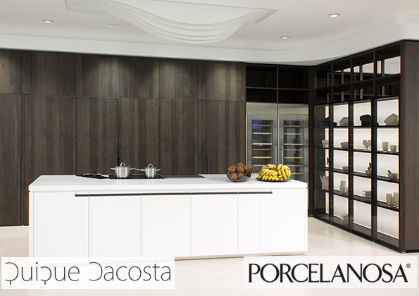 Source a id cuisines premium collection porcelanosa la for Porcelanosa cuisine