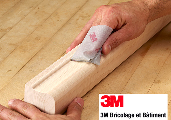 3 x 3 m Sandblaster ultra souple ponçage éponge canaux Poussière