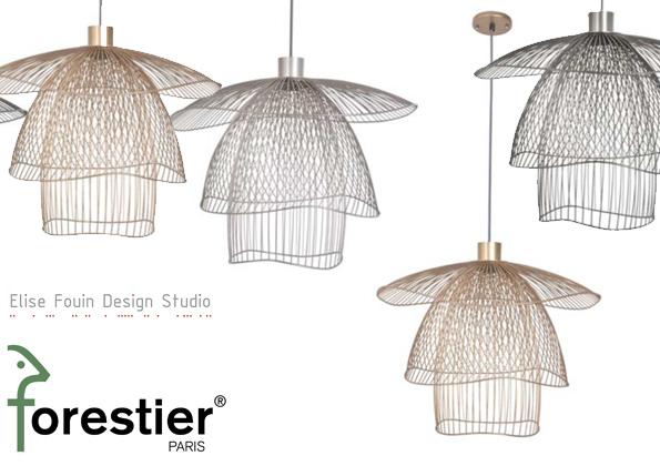 source a id suspension papillon elise fouin pour forestier paris. Black Bedroom Furniture Sets. Home Design Ideas