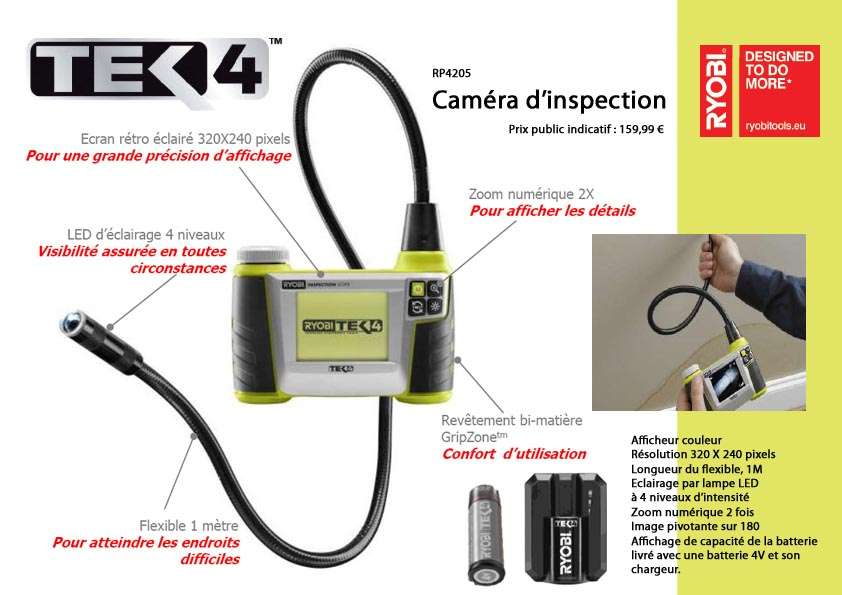 A Id Tek4 Source Et RyobiOutils By Professionnels Instruments D9H2YWEI