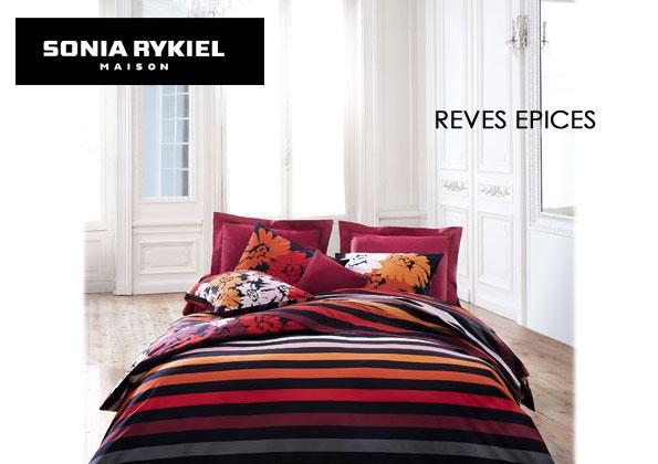Sonia rykiel drap interesting drap plat rue de nevers - Housse de couette sonia rykiel pas cher ...