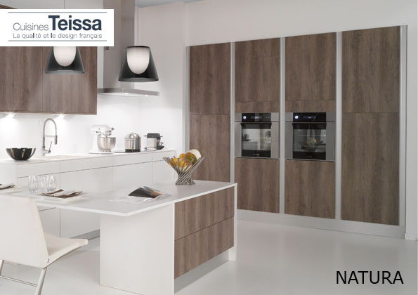 Source a id teissa la cuisine plurielle made in france - Cuisines teissa ...