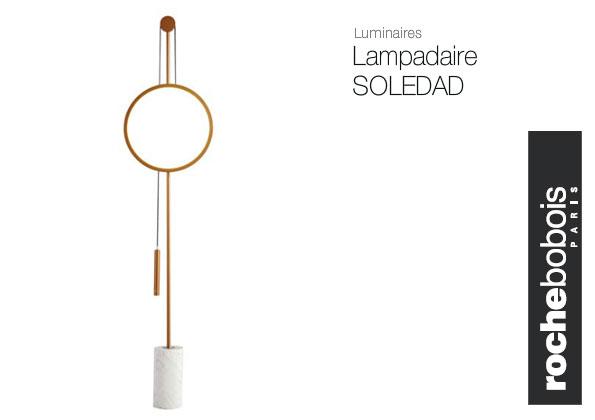 Lampadaire roche bobois excellent lampadaire roche bobois with classique chic salon with - Lampadaire design roche bobois ...